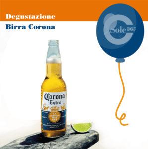 Una birra insieme è sempre un momento che mette allegria! Il gusto leggero e fruttato della Corona la rende perfetta per un brindisi estivo!