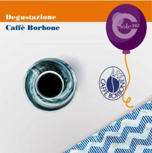 Prendiamo un caffè? Vogliamo farvi provare l'aroma del caffè Borbone e condividere con voi una pausa caffè eccezionale.